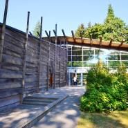 The UBC First Nations Longhouse