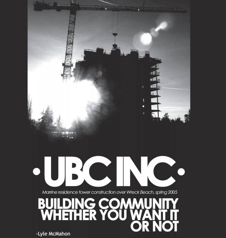 UBC INC. (THE KNOLL VOL. 1 ISSUE 3 APRIL 2006)